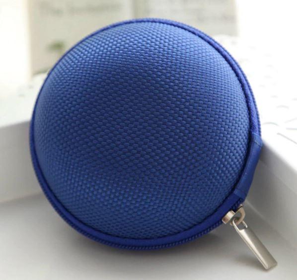 Case Bolsa para Transporte de Oxímetro - Azul
