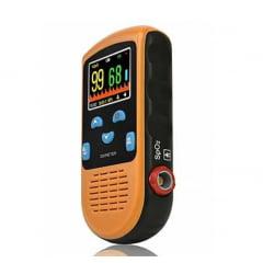 Oxímetro de Pulso de Uso Contínuo (Com Sensor Adulto e Pediátrico) - Mobil Saúde - Modelo PC-66B